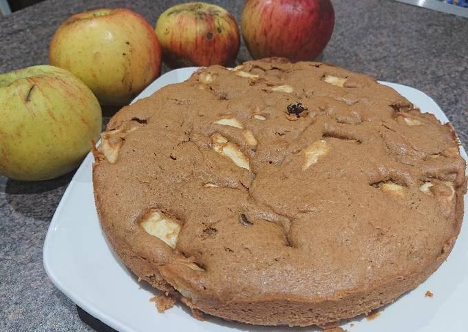 Recipe of Quick Dorest Apple Cake