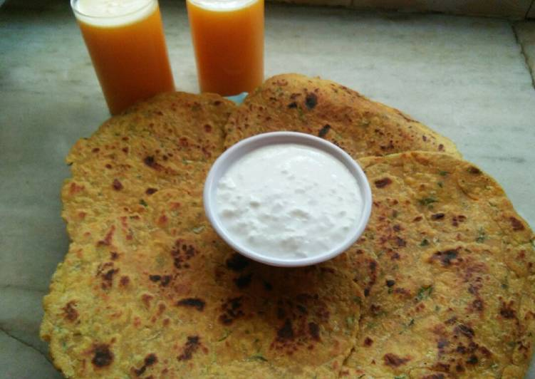 Step-by-Step Guide to Make Award-winning Mooli Parantha