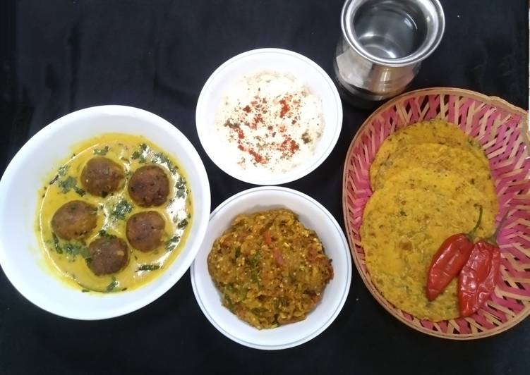 Recipe of Homemade Whole Meal Lunch