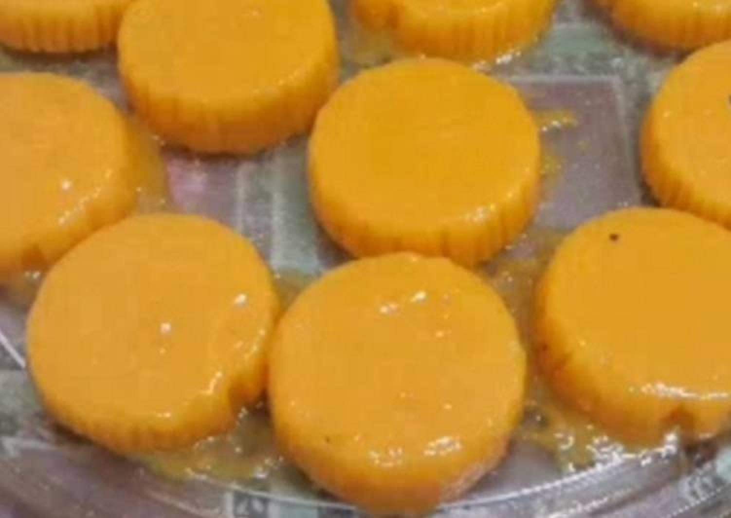 Mango Panna Cotta Cups