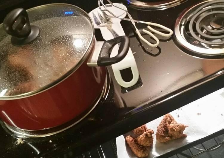 BYG's Fried Chicken Wings