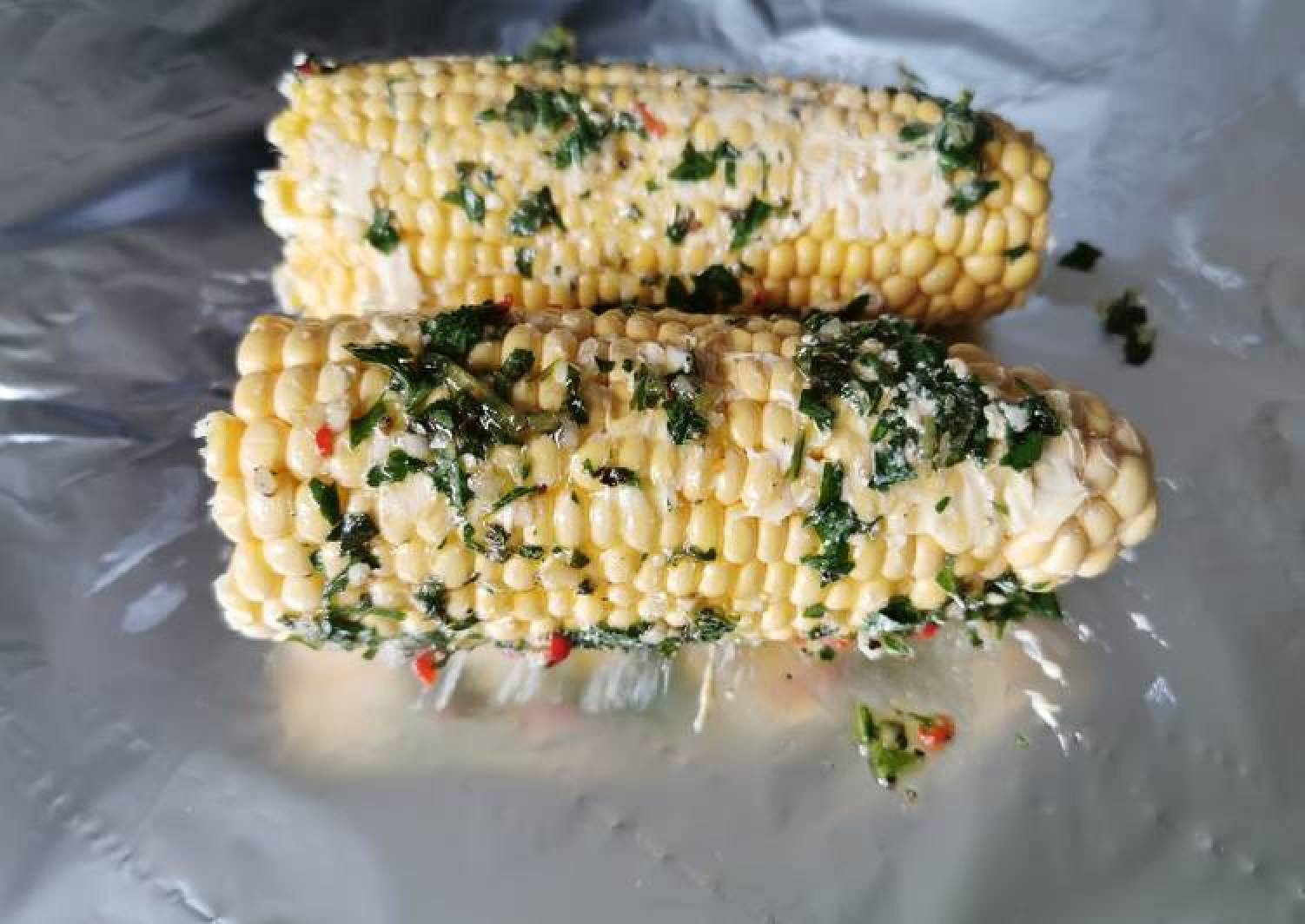 BBQ Corn on the cob 🌽