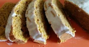 Vickys Oaty Pumpkin Loaf Cake GF DF EF SF NF