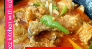 Chicken ginger ready in minutes