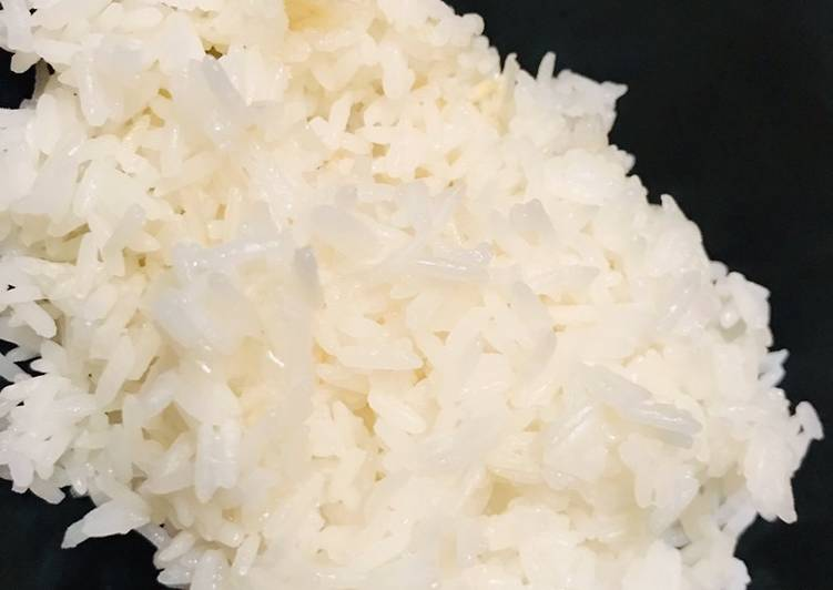 How to cook rice in frying pan