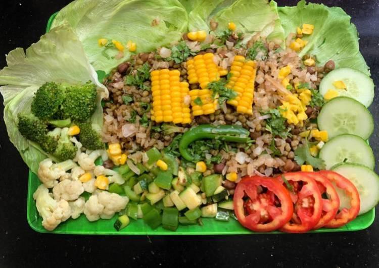 Green Veg Salad