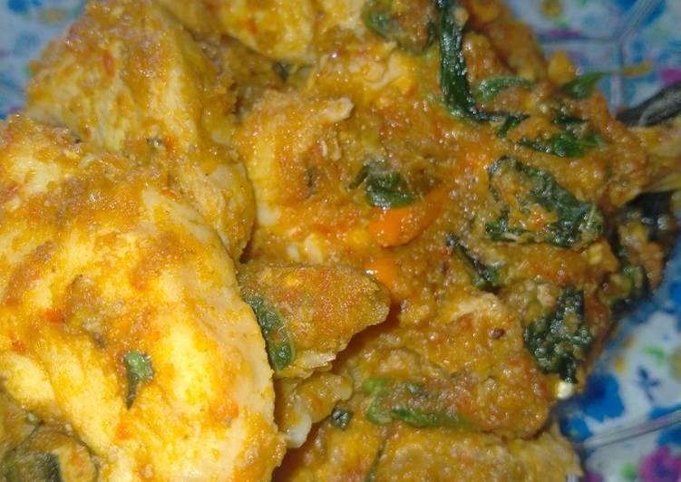 Ayam Rica pedas kemangi