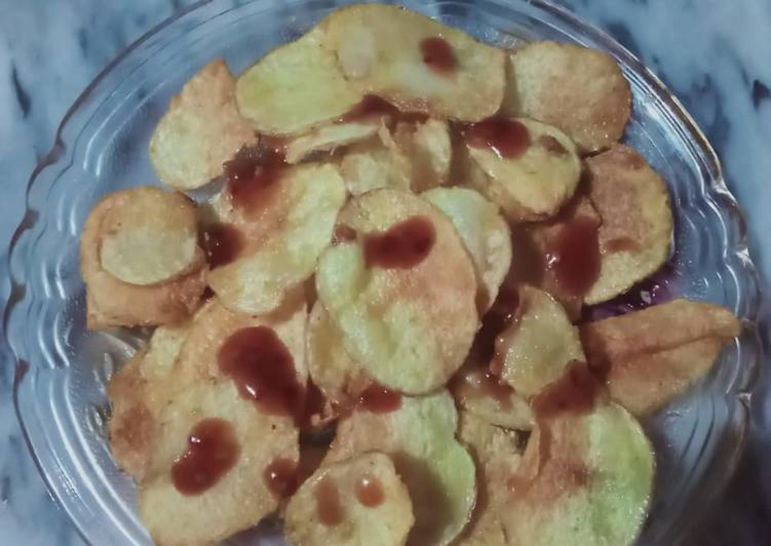 Lays style chips