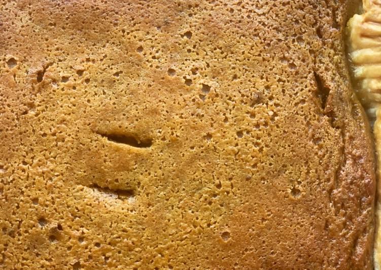 Easiest Way to Prepare Homemade Pumpkin Pie