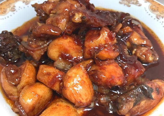 Resep Ayam Goreng Mentega Sederhana Oleh Rani Sitepu Cookpad