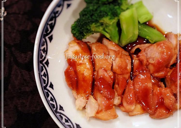Easy Homemade Chicken Teriyaki (Gluten free)