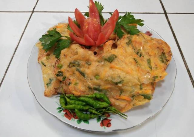 Bakwan Crispy Gurih Renyah Istimewa
