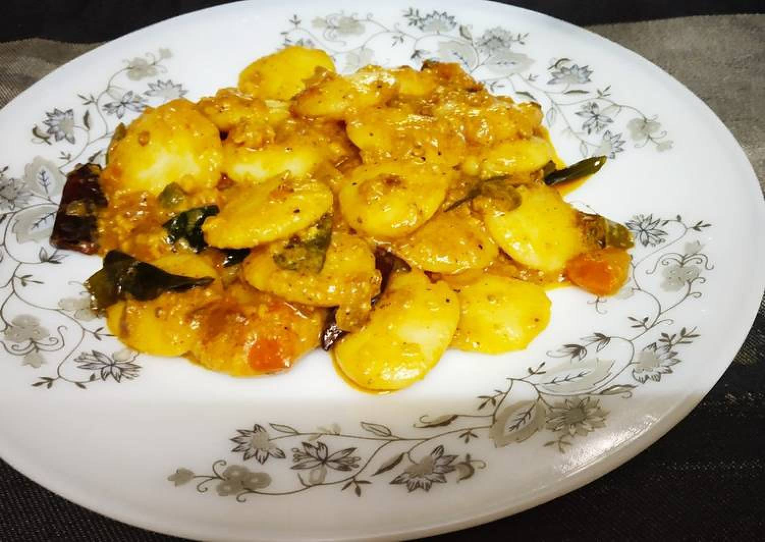 Spicy Rice Dumplings