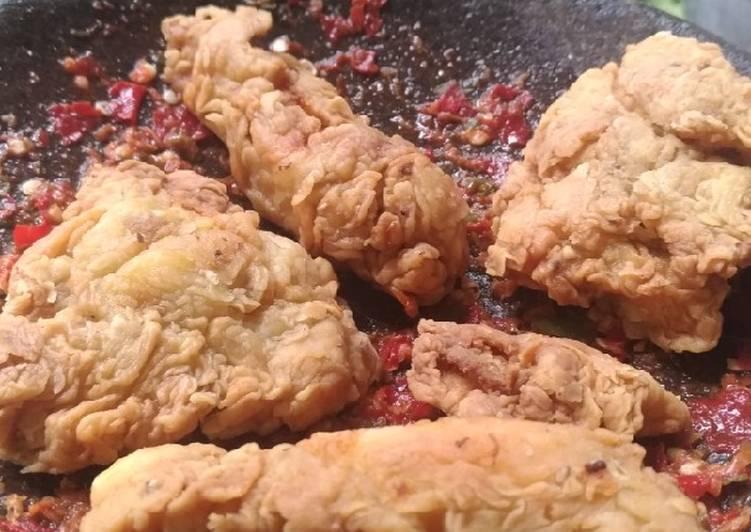 Ayam Goreng Crispy