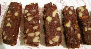 Raw Food Protein Bars Like Larabars