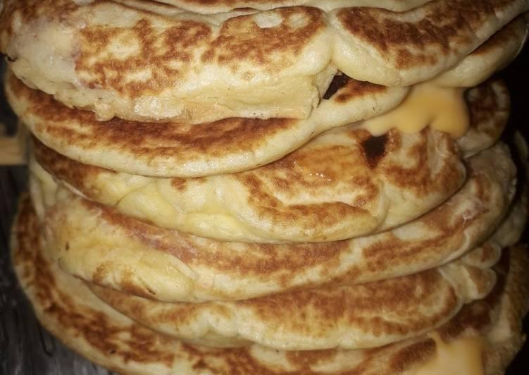Croques Pancakes