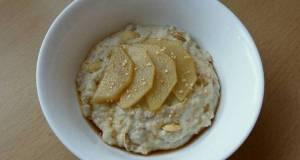 Vickys Maple Pear Seeded Porridge GF DF EF SF NF