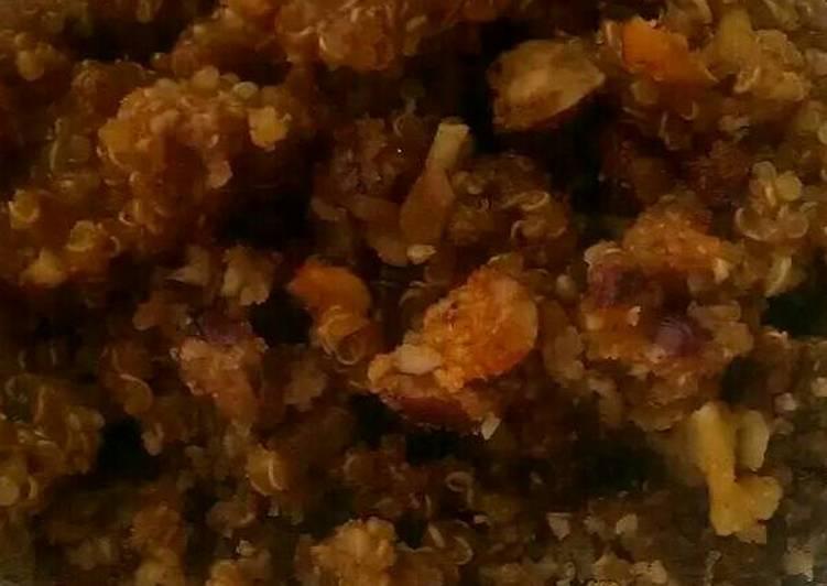 Vickys Good Morning Quinoa, GF DF EF SF NF
