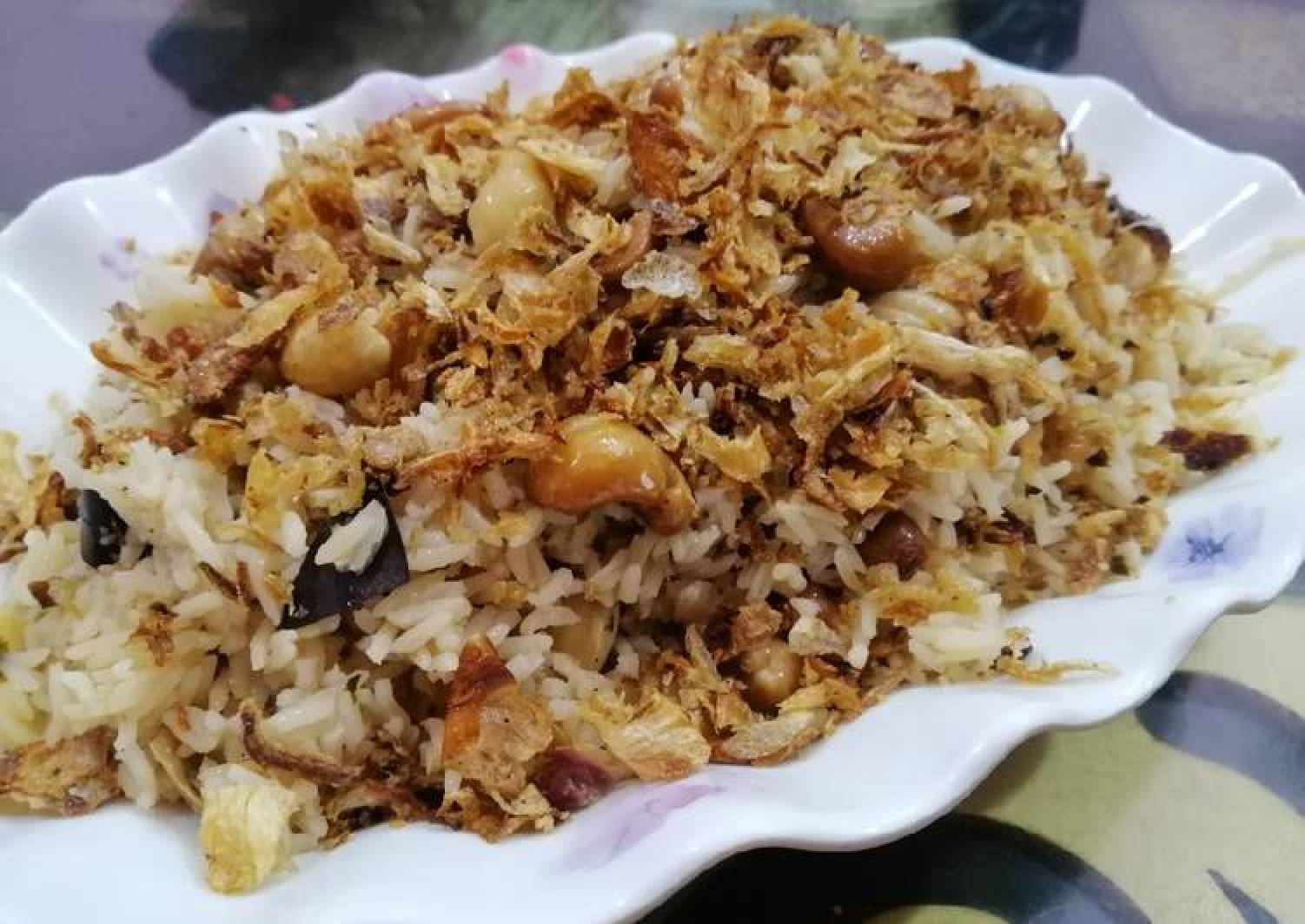 Kaju Rice (Cashewnut Rice)