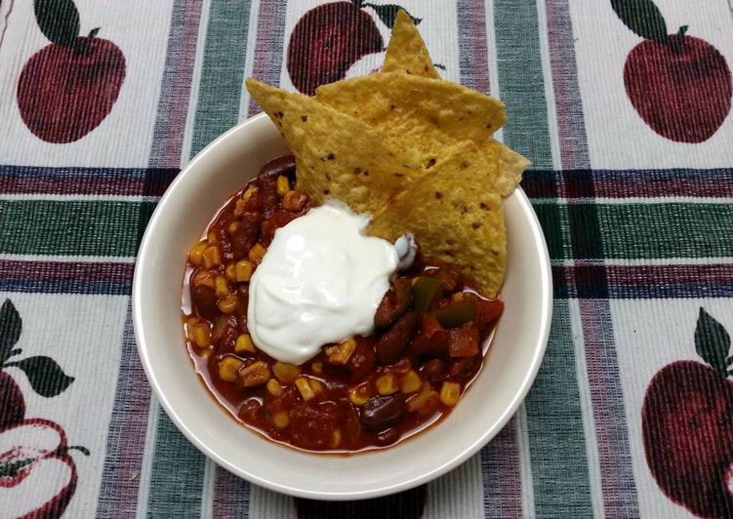 Meatless Chilli