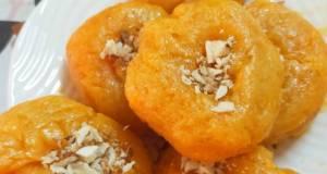 Instant balushahi mithaye/ quick and easy recipe