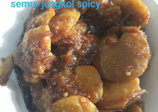 Semur Jengkol Spicy