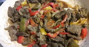 Easy Beef Liver Alexandrian liver style