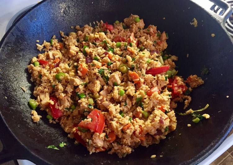 Authentic Thai Fried Rice