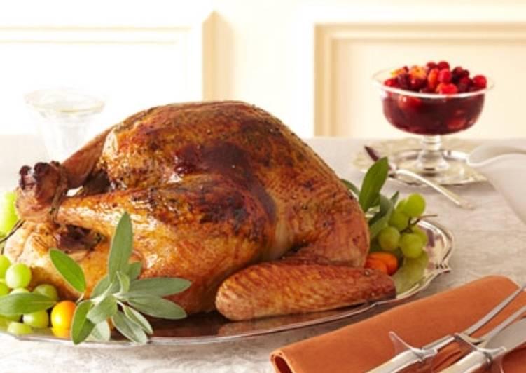 Grilled Turkey (Gas Grill)