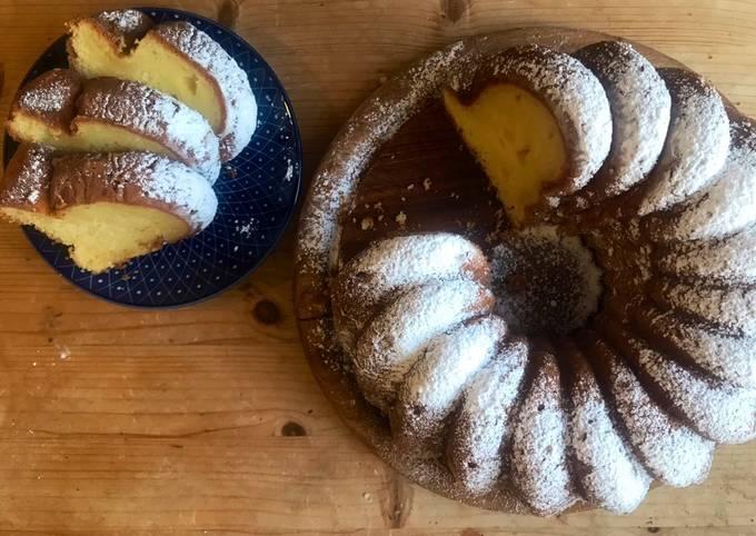 Der einfachste Weg Um Schnell Gewinnende Saftiger Zitronen-Quark-Kuchen zu machen