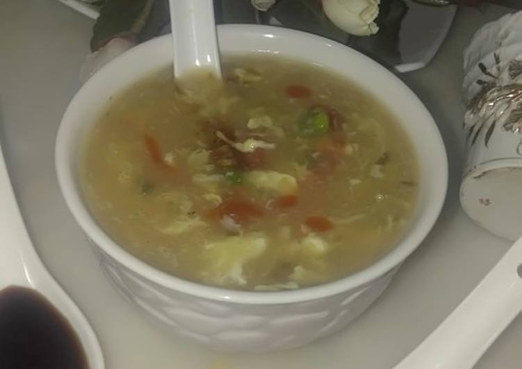 Vegetable corn soup, What Are The Benefits Of Consuming Superfoods?