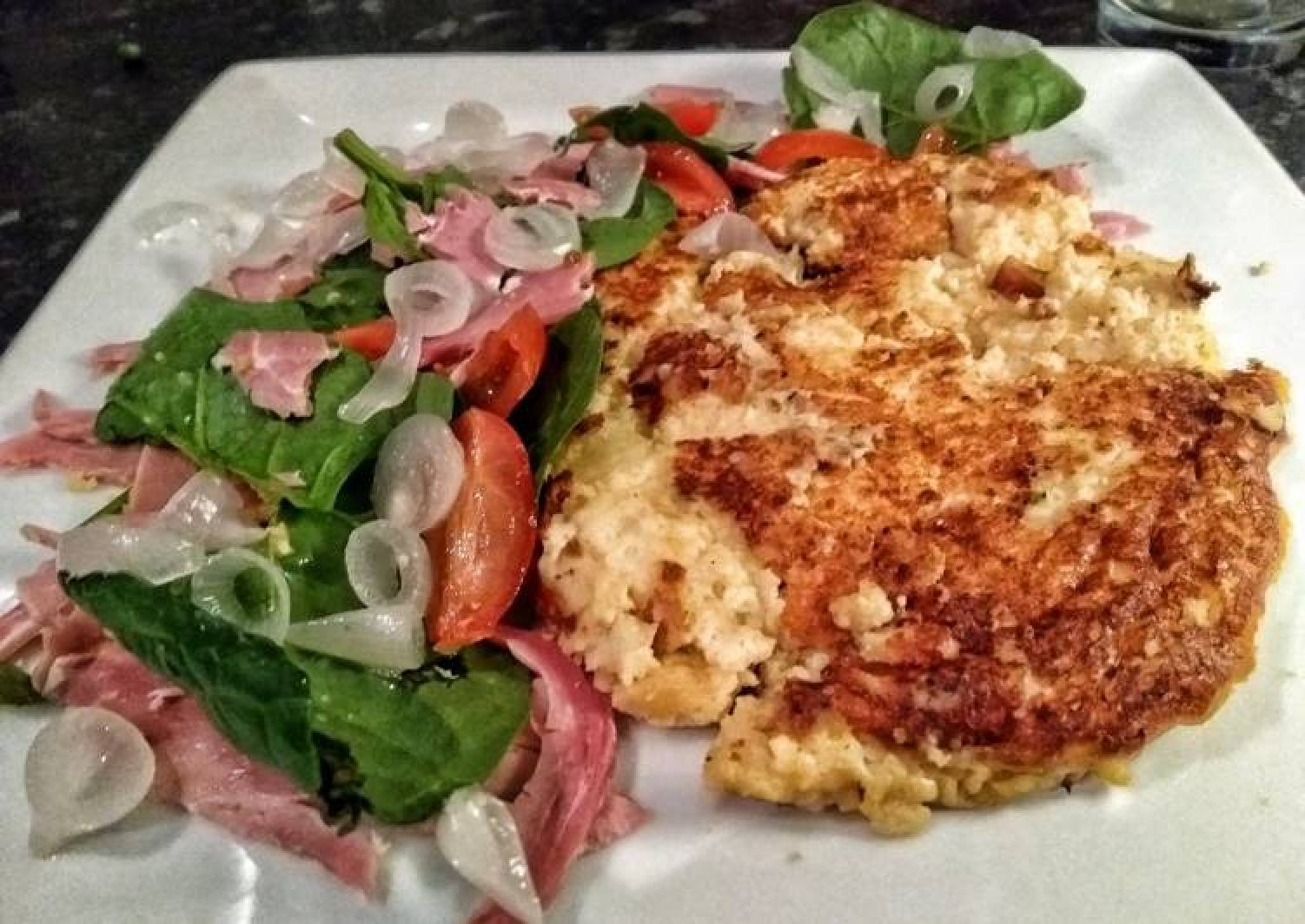 Pancake Day - Oven potato Paprika Pancake