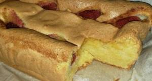 Awesome Almond Flour Sponge Cake keto