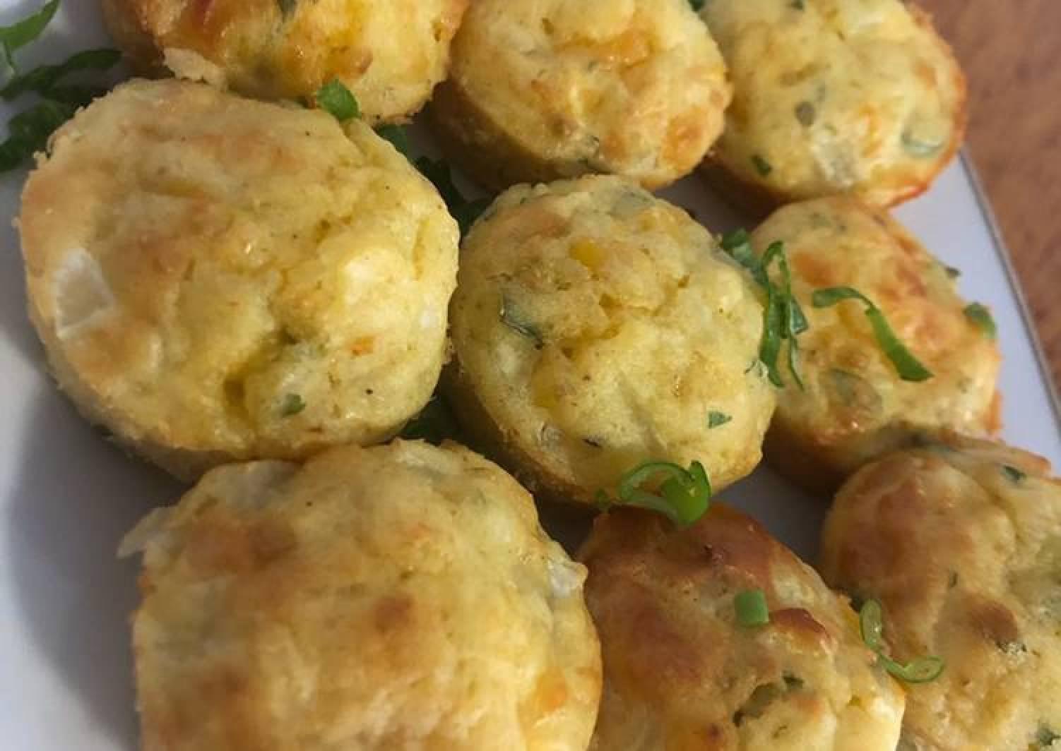 Sweetcorn Quiche Recipe Credit Amina Grant Watalotergot
