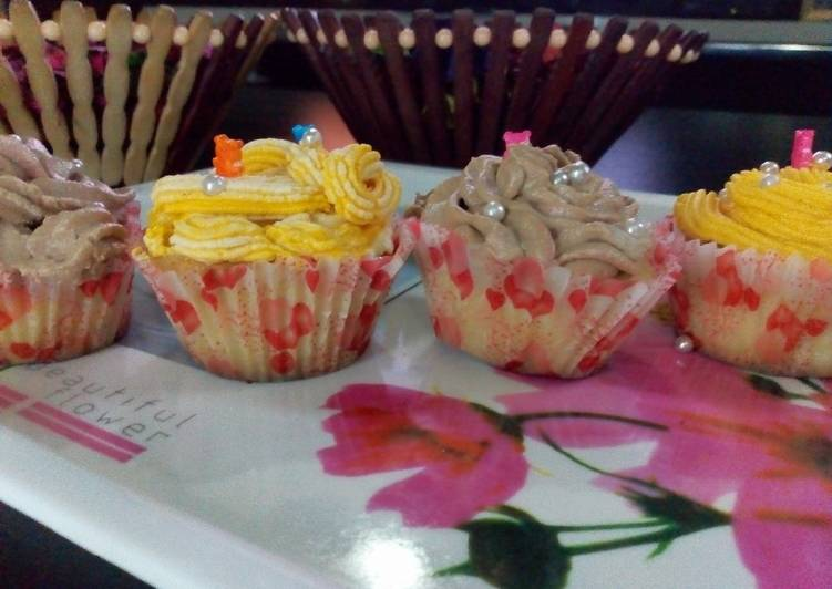 How to Make Homemade Cup cake frosting