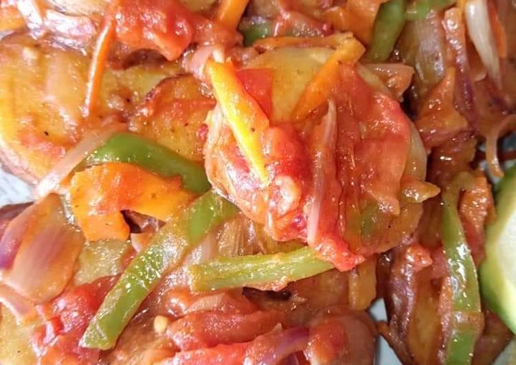 Cheffabios Spanish Irish Potatoes