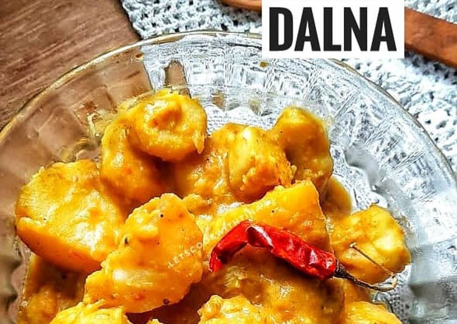 Gathi Kochur Dalna Arbi Curry
