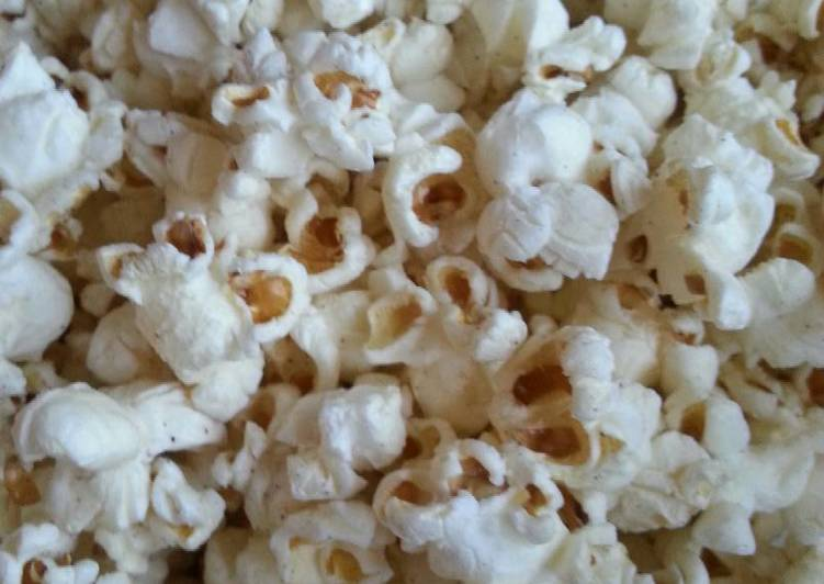 How to Properly Butter Popcorn
