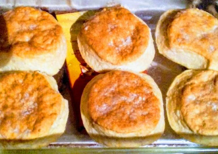 Recipe of Homemade 7 Up Biscuits