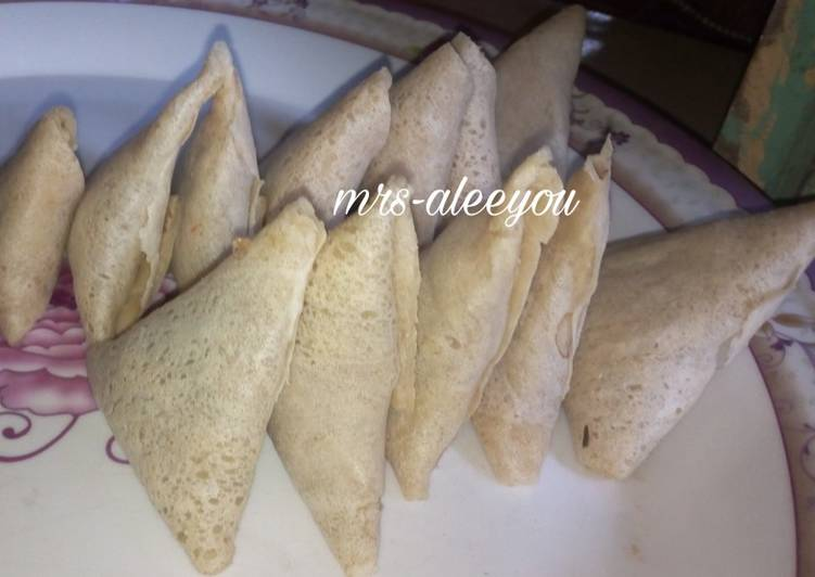 Samosa wrappers