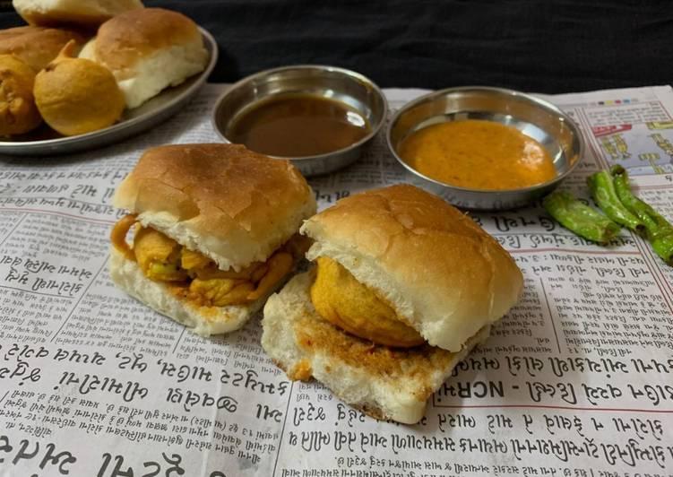 Bombay vadapaav