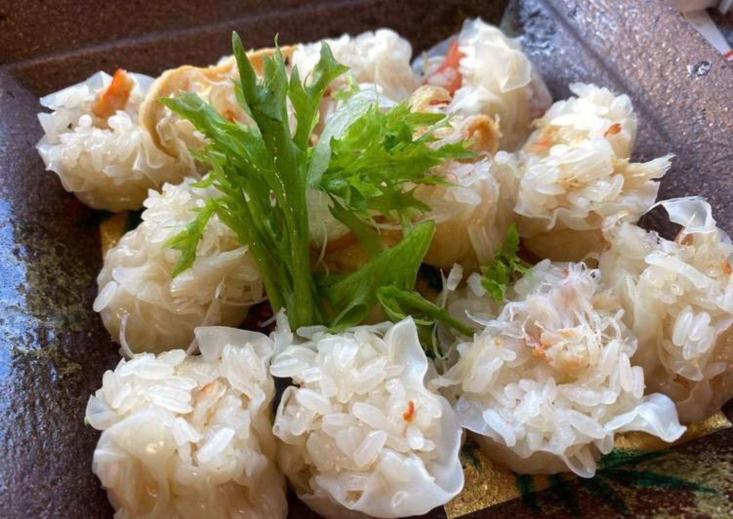 Crab Rice Dumpling