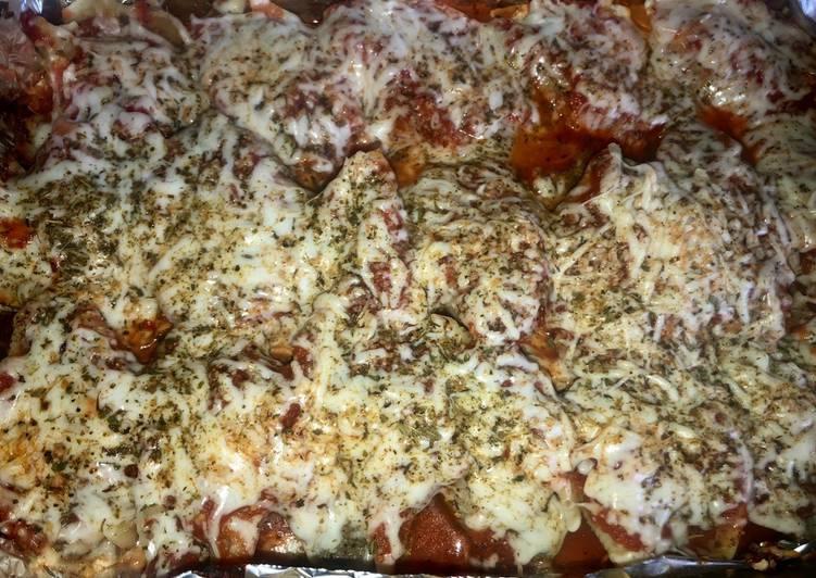 minute Spinachmushroom ricotta and pizza Stuffed shells