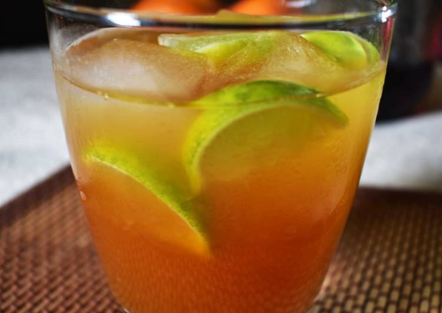 Orange Rum Punch