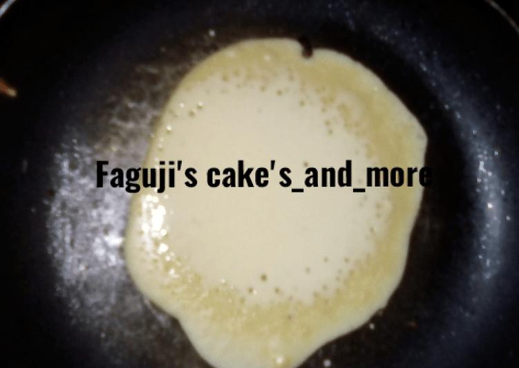 Step-by-Step Guide to Prepare Favorite Pancake