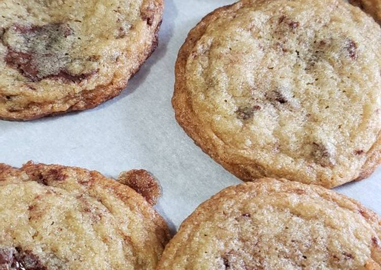 The BEST Chocolate Chip/Chunk Cookies EVER!!!