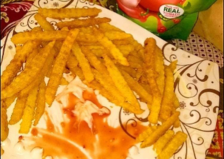 How to Prepare Quick Patato fry 😋😋😋😋😋
