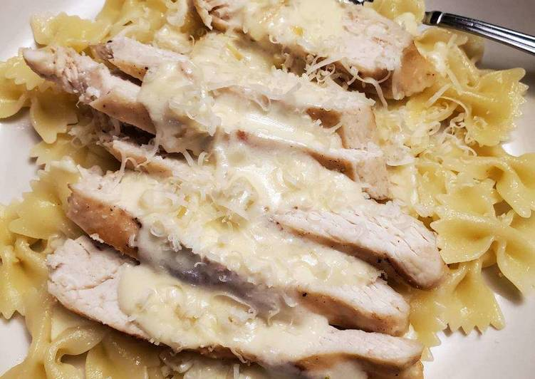 Chicken Alfredo (Italian)
