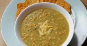 Vickys Broccoli  Cauliflower Cheese Soup GF DF EF SF NF