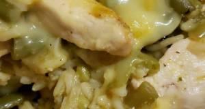 One pan chicken dish